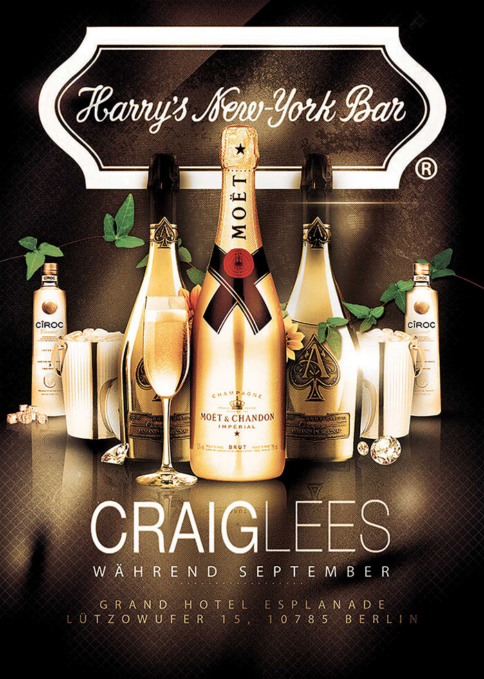 Craig Lees Flyer by riffwave.com